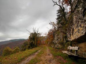 La Trappola, Loro Ciuffenna - La passeggiata