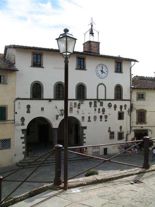 Palazzo comunale di Radda in Chianti