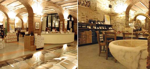 Museo del vino di Greve, particolare