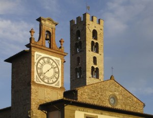 Santa Maria dell'Impruneta particolare
