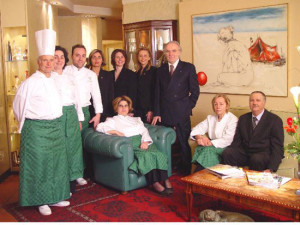 Lo staff, la proprietà