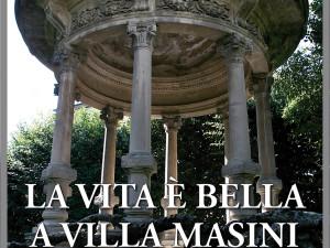 Villa Masini, la locandina