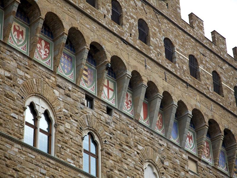 Palazzo Vecchio, particolare