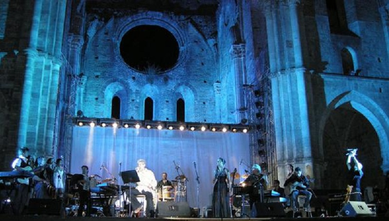 San Galgano in musica