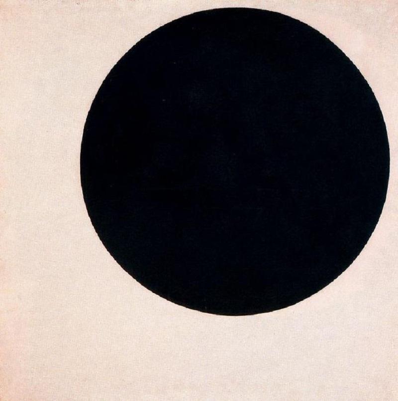 Cerchio nero di Malevic