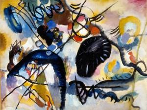 Macchia nera di Kandinsky