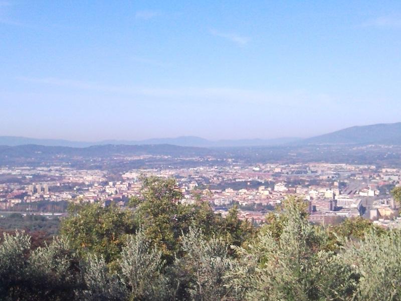 Vista da Castelsecco