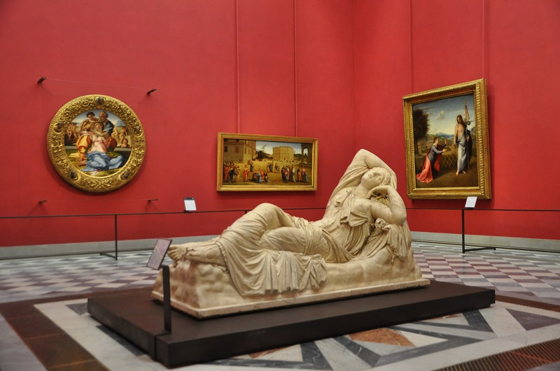 Sala 35 di Michelangelo.1