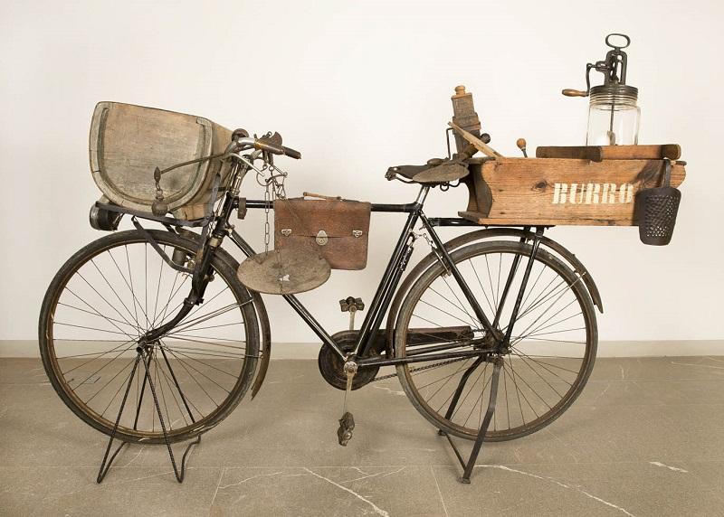 Bicicletta dei mestieri_Burraio