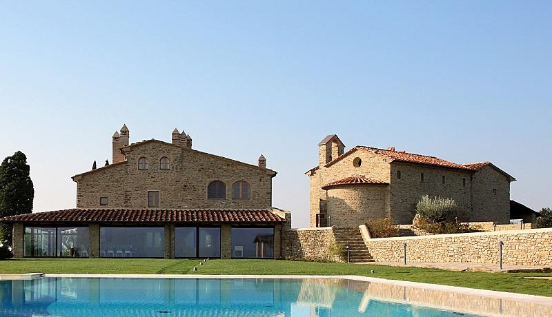 Case Rurali Toscane : La casa colonica toscana: il sole a portata di mano top life magazine