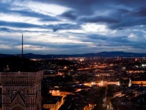 Firenze_di_notte_Blu