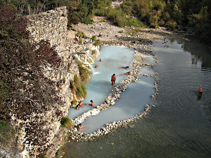 Bagni di Petriolo