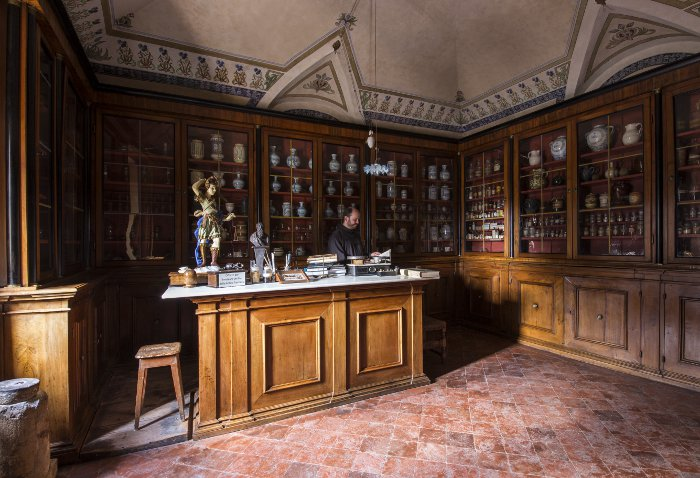 La verna - l'antica farmacia