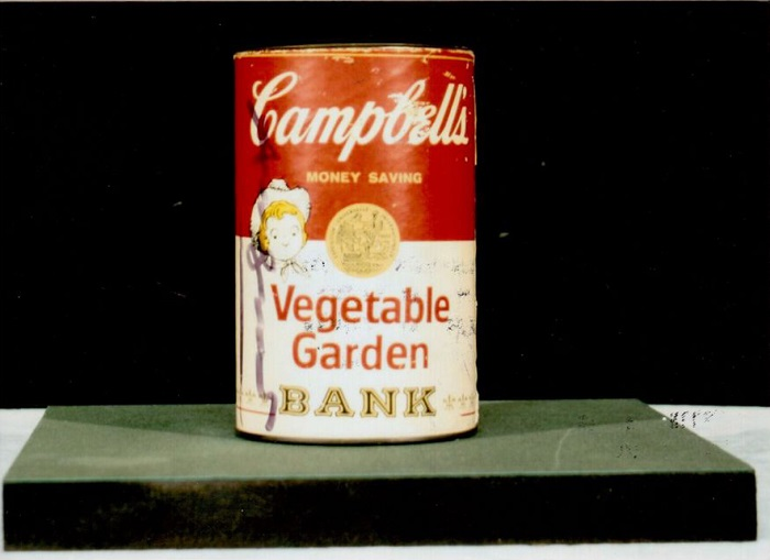 Andy Warhol, Campbell's Money Saving