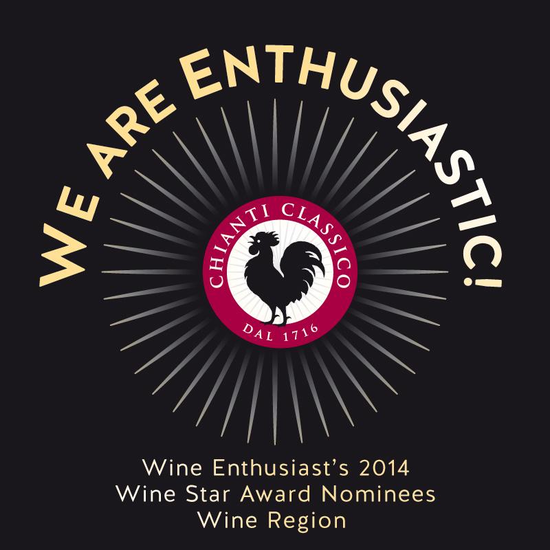 """Il Chianti Classico è in corsa per il titolo di """"Wine Region of the Year"""""""
