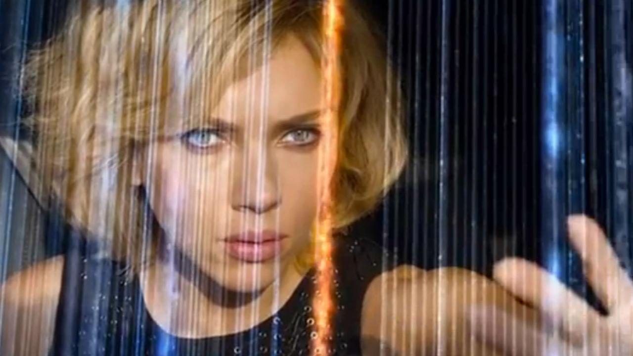 Lucy di Luc Besson con Scarlett Johansson