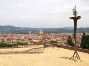 Prospettiva Vegetale al Forte Belvedere