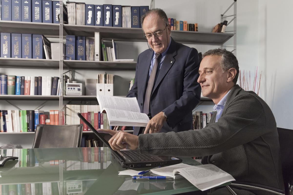 studio commerciale bbv & parners consultino di firenze. Rag. Brunelli e Rag. Bianchini