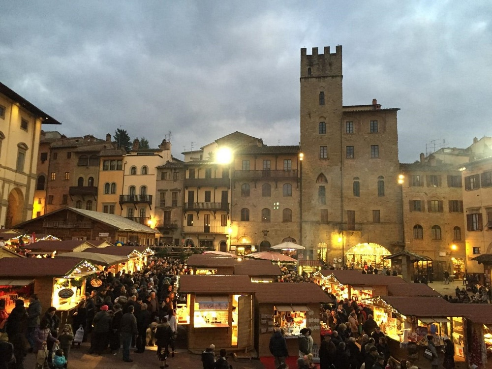 I pi famosi mercatini di natale in toscana dove e quando for Mercatini toscana
